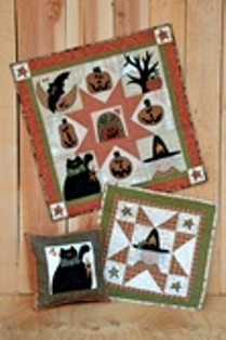 Autumn Spooky Sampler Pattern