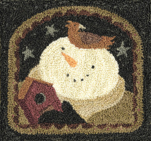 Home for Sparrow Pattern